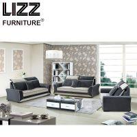 Russian Style Cheap Living Room Fabric Sofa Set 1+2+3