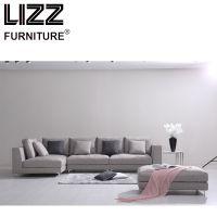 Home Furniture Italian Designer Fabric Sofa