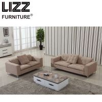 Modern Leisure Fabric Living Room Furniture Nordic Sofa