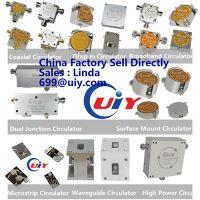 RF Isolator / 5G Isolator / Coaxial Isolator / Drop in Isolator / Broadband Isolator / Dual Junction Isolator / Surface Mount Isolator / Microstrip Isolator / Waveguide Isolator / High Power Isolator