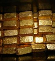 Gold bars, gold dust, Diamonds, sapphire, Ruby, silver, Copper, Copper wire, Aluminum, Lead and more