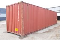 Used and New 6m containers