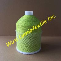 Double side Reflective Yarn for knitting, sewing and embroidering