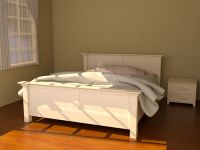 Dabeueh Puteh Bedroom Furniture Set - Dawood Indonesia Furniture