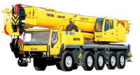 XCMG QAY130 truck crane