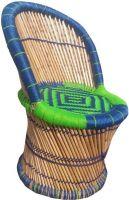 Ecowoodies IRIS Cane bamboo living room Chair