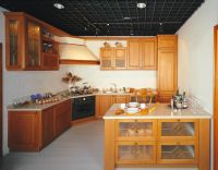 kitchen cabinet(solid wood series)