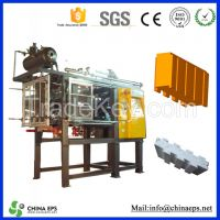 Eps expandable polystyrene styrofoam foam shape making machine