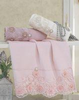 Guipure Towel