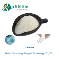 High purity glycine powder