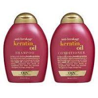 Keratin Hair shampoo from GMPC factory