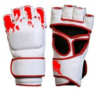 Mixed Martial Arts Custom Gloves (Leather & Rexine)
