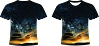 Sublimated Printed T Shirts | Custom Size & Colors