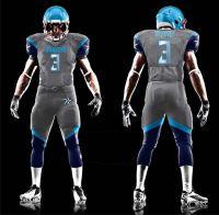 Sublimated American Football Uniform
