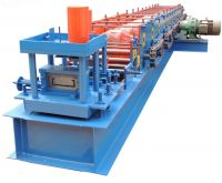 C Profile Steel Purlin Roll Forming Machine price for Building Construction