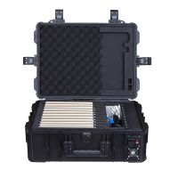 F1-10C Tablet Charging Cart / iPad Cabinets/ Tablet Charging Trolley