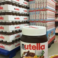 Nutella 52g 350g 400g 600g 750g 800g / Nutella Ferrero For Export
