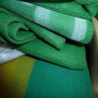 Green HDPE Scaffold Construction Safety Net