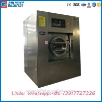 Automatic Commercial and Industrial Washer Extractor Machine/ Laundry Washing Machine 25kgs 30kgs 50kgs 100kgs for Hotel and Hospital