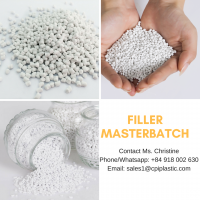 LLDPE BASED FILLER MASTERBATCH FOR PE BLOWING FILM, HDPE SHOPPING BAG