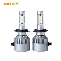 automobile led lighting wholesale car headlight bulb h7 led