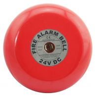 Conventional fire alarm fire bell 6 inch