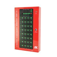 Conventional fire alarm control panel 1 to 32 zone