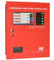 Addressable fire alarm control panel 1 to 8 loops