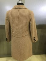 woman's cashmere coat