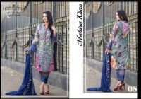 Mahira Khan Embroidered Lawn Collection