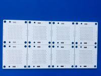 1.0mm Aluminum LED PCB, copper baseboard, thickness 1.3mm printed circuit board