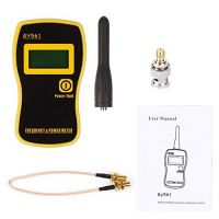 GY561 Frequency Counter Handheld Tester & Power Meter for Motorola Yaesu Midland Baofeng Two Way Ham Radio Walkie Talkie