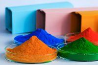 powder coatings waste