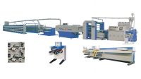 High Speed PP Flat Yarn Extrusion/Stretching Machine for PP Woven Bag
