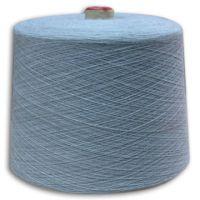 Cotton melange yarns