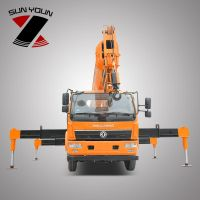 High Quality 6 Tons Brand New Truck Crane with 2 Year Warranty