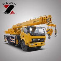 Euro 5 Famous Brand 10 Ton Mobile Crane Truck Crane