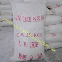 Zinc Oxide  72% 95% 99% 99.5% 99.7% with competitive price