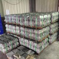 Wholesale Chinese 99.99% high grade zinc ingot and zinc alloy ingot,metal zinc ingots manufacturer