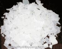 Caustic soda flakes 99% NAOH alkali pearls Industrial Grade