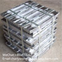 Zinc Ingots 99.9 Zinc Alloy Ingots 99.99 Factory Direct Selling