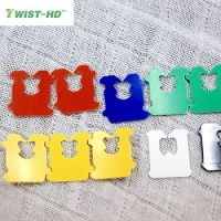 plastic bread bag clips/kwik lock/bag closure clips