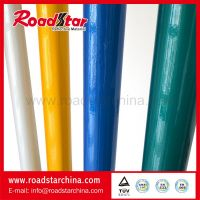 Commercial grade PET reflective sheeting for Ink-jet printing