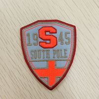 Factory Customized 3D Embroidery Patches
