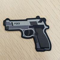 Cool Laser-cut Woven Patches