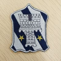 100% Full Embroidery Patches