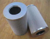 stainless steel Sintered Mesh Filter Cartridges made with sintered fiber felt