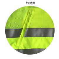 2018 Fashion Design Reflective Running Vest