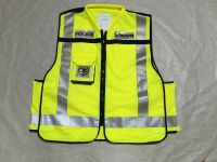 Yellow Reflective Safety Vest