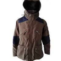 Camo Hunting Jacket Waterproof With Fleece Jacket